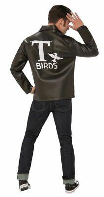 Rubies T Birds Grease 50s Rockabilly Jacke Erwachsene Herren Halloween - T Birds Grease Kostüm