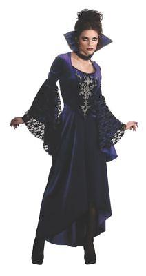 Vampiress Violette Vamp Adult Women's Costume Halloween Gothic STD Up To Size 12