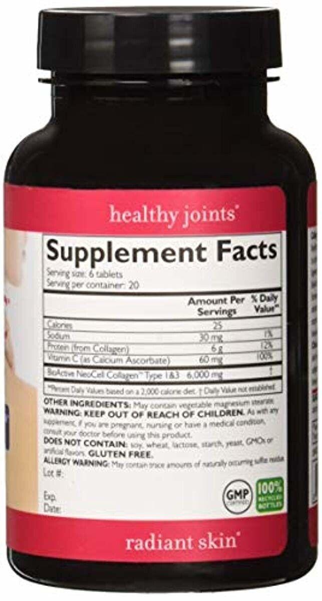 Mejor Colageno Para Tomar Las Articulaciones Marino Hidrolizado Con Vitamina C 3