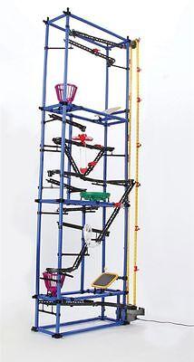 Award Winning Chaos Tower DIY Innovative Rube Goldberg Style Building Kit