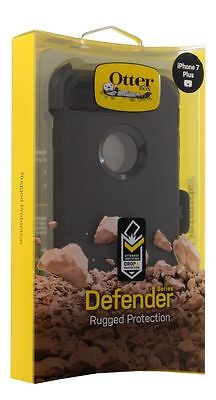 Otterbox Defender for Apple iPhone 7 Plus Rugged Case Cover With CLIP