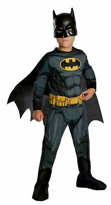 Batman Costumes Kids (DC Comics - Batman Classic Black Child)
