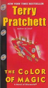 The Color of Magic von Terence David John Pratchett (2013, Taschenbuch)