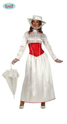 Costume carnevale donna mary poppins tg. 42 - 44