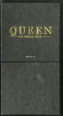 Queen-box-set (QUEEN : BOX-SET - CD SINGLE BOX - JAPAN 1992 - MINT)