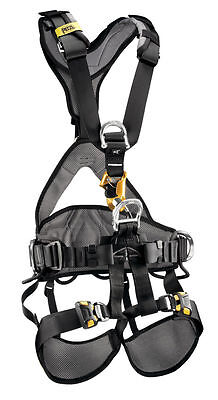AVAO BOD CROLL FAST (Size 1 black/yellow Color) international version by Petzl