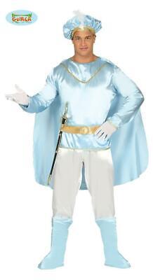Costume principe azzurro uomo tg. 48-50