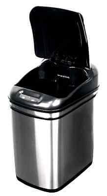 6.3 Gallon Hands-Free Infrared Motion Sensor Trash Can