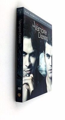 The Vampire Diaries  The Complete Seventh Season 7 (DVD, 2016, 5-Disc Set)