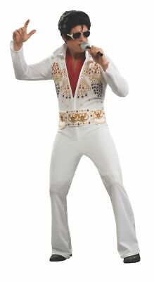 Rubies Elvis Presley König Adler Overall Adult Herren Halloween Kostüm - Herren Kostüm Adler