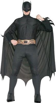 Villain Superhero Costumes (Morris Costumes Adult Men's Superheroes & Villains Batman Deluxe XL.)