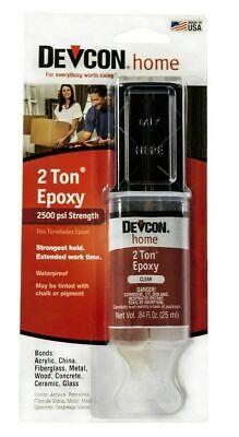 Devcon 31345 2 Ton Clear Epoxy, 25 ml