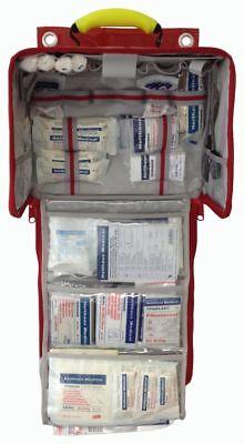 Erste-Hilfe -Wandtasche PARAMEDIC von Holthaus gefüllt mit DIN 13169 MHD 12 2023