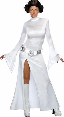 Morris Costumes Women's Tv & Movie Characters Star Wars Princess XS. RU888610XS - Female Movie Star Halloween Costumes