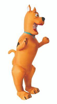 Rubies Scooby Doo Aufblasbar Karikaturen Hund Erwachsene Unisex - Scooby Doo Hund Kostüm