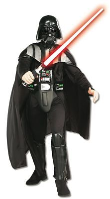 Rubies Star Wars Darth Vader Deluxe Erwachsene Herren - Herren Darth Vader Kostüme
