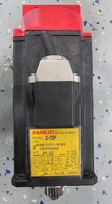 Fanuc Robotics Ac Servo Motor 2-osp A06b-0371-b169