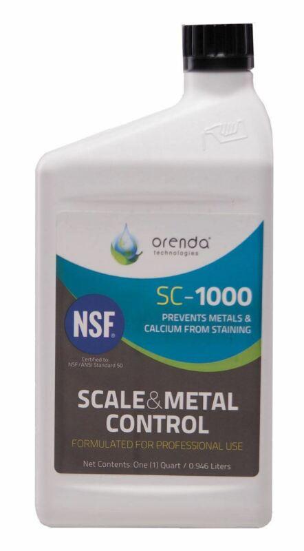 Orenda SC-1000 Scale Control & Metal Chelant - qt