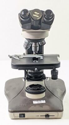 Nikon Labophot 2 Microscope With 5 Objectives
