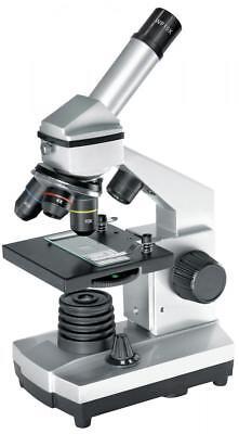 Bresser Mikroskop Junior Biolux CA 40x-1024x inkl. Smartphone Halterung Lupe...