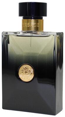 Oud Noir pour homme by Versace cologne EDP 3.3 / 3.4 oz New Tester