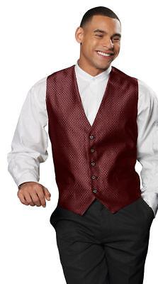 Edwards Garment Men's Fully Lined Polyester Functional Pockets V Neck Vest. 4390 ()