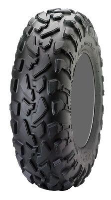 Pair 2 GBC Dirt Devil 25x10-12 ATV Tire Set 25x10x12 25-10-12