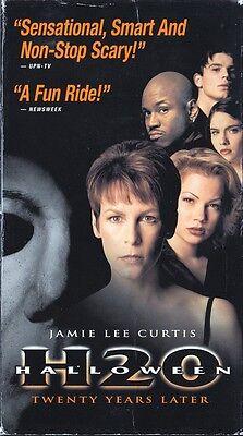�� Jamie Lee Curtis A Non Stop Scary Movie VHS (Non-stop Halloween)
