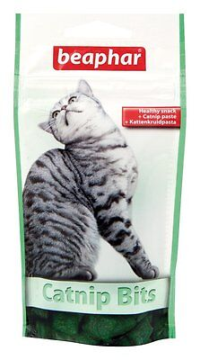 Beaphar Catnip Bits Cat Treats 75 Treats for Cat