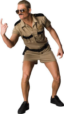 Morris Costumes Men's Rubies Reno 911 Police Officer Costume One Size. RU888752