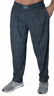 Crazee Wear Classic Relaxed Fit Baggy Pants- Symmetry- New - Crazee Wear Baggy Pants