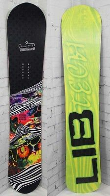 New 2019 Lib Tech Skate Banana BTX Mens Snowboard 148N cm Narrows Libtech SK8 ()