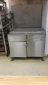 fryer made by Belshaw
