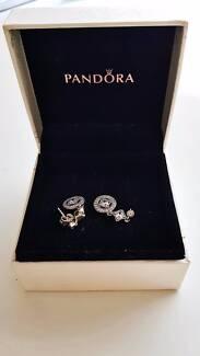 PANDORA Vintage Allure Hanging Earrings - NEW. Never worn!