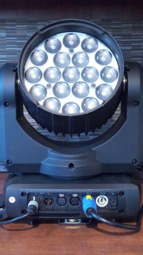 Elation ZW19 LED Wash RGBW Moving Light Lot of 2