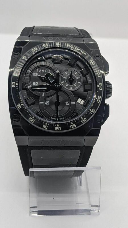 Savoy Chronograph Contemporary Watch