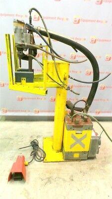 Roman Spot Welder Tr-55ax Phase 1 Welding Machine Transformer B 120 Kva 440v