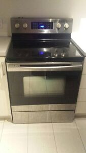Stainless steel stove, fridge and dish washer for sale
