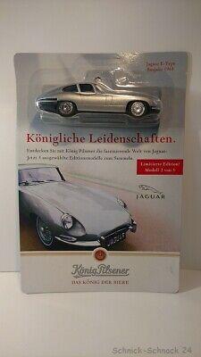Grell Jaguar E-Type 1961 König-Pilsener ca. 9,6 cm #28799# segunda mano  Embacar hacia Spain