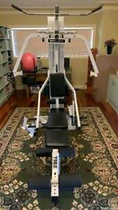 York Sportline 5000f Folding Home Gym
