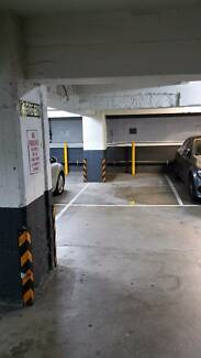 Secure CBD car parking collin street