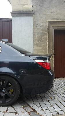 Maletero Extensión Accesorio Pato Cola Para BMW E60 Performance Csl Estilo