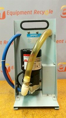 Savant Vpof 100 Recirculating Oil Filtration Pump Laboratory