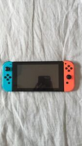Nintendo Switch (Blue/Pink) [SOLD]
