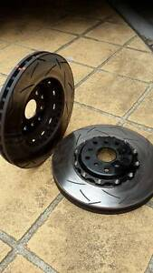 DBA 5000 Two Piece Rotors for 08+ Sti or cars with Sti Brembos Ainslie North Canberra Preview