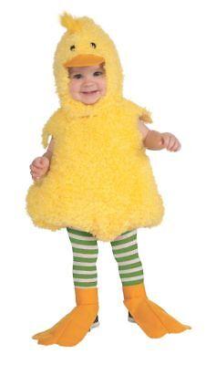 Rubies Quackie Duck Zoo Animal Adorable Infant Baby Halloween Costume 885164