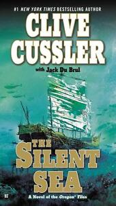CLIVE CUSSLER - THE SILENT SEA - 2010