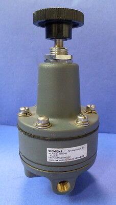Siemens Pressure Regulator 40h100