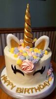 Custom Cakes and All Things Sweet