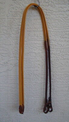 Size:50 Color:Oakbark Camelot Chafless Girth
